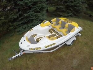 2003 Sea-doo Sportster LE 951 new built motor and a lot more