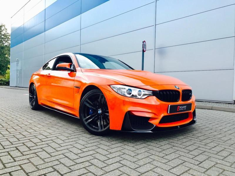 2015 Bmw M4 3 0 Dct Fire Orange M Performance Kit