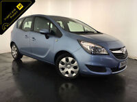 2014 VAUXHALL MERIVA EXCLUSIV CDTI DIESEL AUTO 1 OWNER SERVICE HISTORY FINANCE