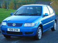 VOLKSWAGEN GOLF 1.4 2002 MATCH,LOG MOT,LOW TAX,LOW INSURANCE AND CHEAP TO RUN