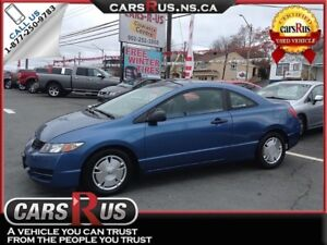 2009 Honda Civic DX-G....includes 4 FREE winter tires!!