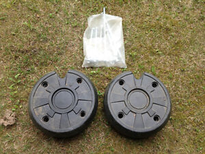 Wheel Weights for Lawn Tractor