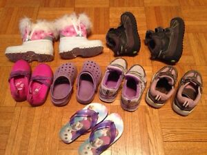 Free kids shoes/boots