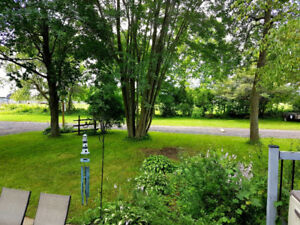 Beautiful Camping Lot at Whispering Winds Campground