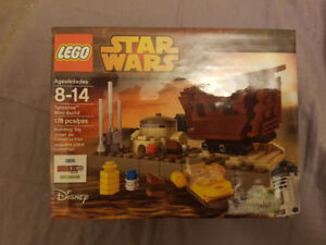 Lego Star Wars Fan Expo 2015 Exclusive Tatooine Mini-Build