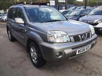Nissan X-Trail 4X4 Diesel SUV 2.2dCi 136BHP 2006 **50,000 Miles**
