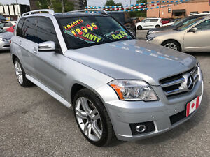2010 Mercedes-Benz GLK-Class GLK 350 4MATIC PERFORMANCE..MINT