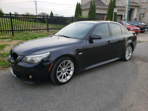 2008 BMW 550i M package