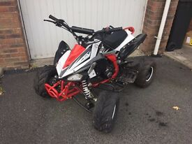 Orion CRX 110 Quad - Brand New only 4 months old