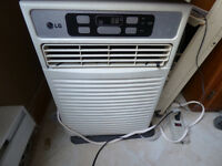 Air conditioner vertical