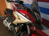 Honda NC 750X HEATED GRIPS