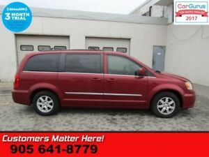 2012 Chrysler Town  Country Touring  DUAL POWER SEATS