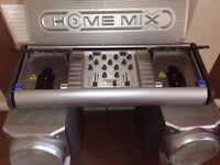 home mix cross fader
