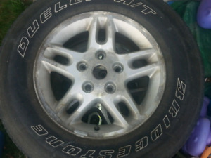 Jeep Grand Cherokee Wheels