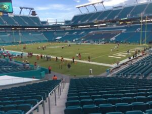 Miami Dolphins football tickets for sale!