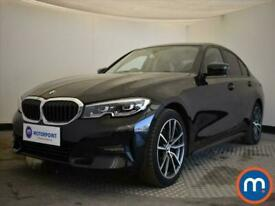image for 2020 BMW 3 Series 320i Sport 4dr Step Auto Saloon Petrol Automatic