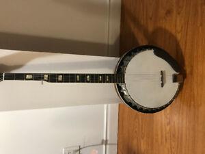 Banjo good condition!