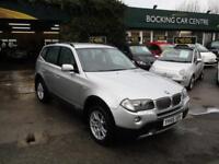 BMW X3 3.0d auto 2007 SE DIESEL 4X4 EXCELLENT MUST SEE