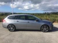 2017 Peugeot 308 SW 1.2 130 Puretech S/S SW Allure Automatic Estate