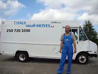 MOVES // Deliveries // Pick-ups   250 720 1030 - Tosh @ $40/h