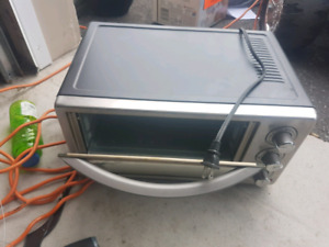 Small toaster owen oven rarely used