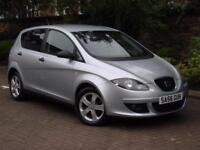 AA WARRANTY!!! 2006 SEAT ALTEA 1.9 TDI REFERENCE SPORT 5dr, 1 YEAR MOT