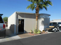 Yuma, Az. Park Trailer in Las Quintas RV 55+ Resort For Rent