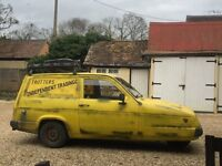 RELIANT RIALTO (ONLY FOOLS AND HORSES CAR