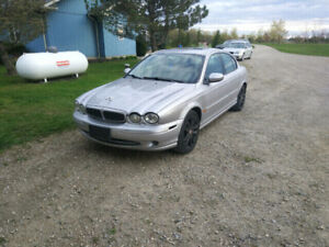 PART OUT - 2002 Jaguar X-TYPE 2.5L AWD