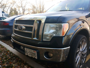 2011 Ford f150 LARIAT.Twin turbo eco boost v6 engine