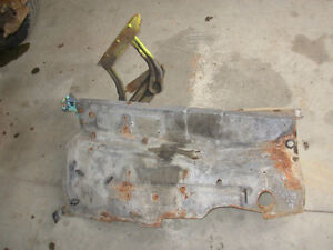 73 to 79 ford inner fenders