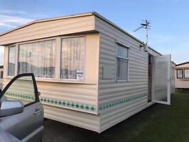 CHEAP FIRST CARAVAN, Steeple Bay, Clacton, Jaywick, Essex, Hit the Link-->
