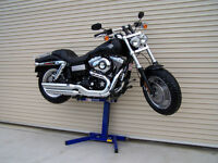 Worlds Safest Motorcycle Lift now Available in Canada