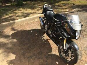 SELLING! Hardly Used Hyosung GT250 Armidale Armidale City Preview