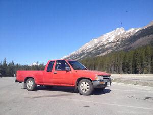 1990 Toyota SR5 V6 Pickup Truck Revelstoke British Columbia image 1