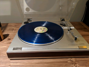 REDUCED!! Luxman PD210 turntable