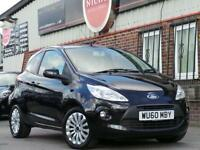 2010 Ford Ka 1.2 Zetec 3dr 3 door Hatchback