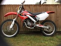 CR125 /CR 125 GREAT CONDITION 2001