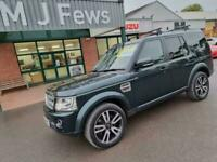 2015 Land Rover Discovery SDV6 HSE LUXURY Auto Estate Diesel Automatic