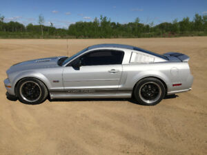 2007 Ford Mustang FR500