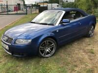 Audi A4 Cabriolet 1.8T 2004MY