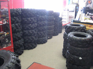Honda 4x4 350/400/420 ATV Tires Peterborough Peterborough Area image 8