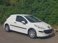 Peugeot 207 1.4HDi 70 Professional *NO VAT TO PAY* *A VERY ECONOMICAL VAN*