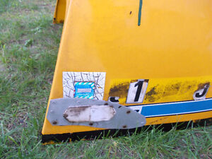 1972 Ski-doo Olympique Snowmobile Hood with Windshield Peterborough Peterborough Area image 3