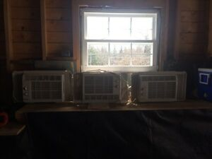 3 Air conditioners