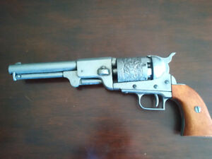 Replica 6-Shooter pistol. $100