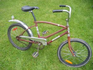 Vintage Rapido Bike for sale