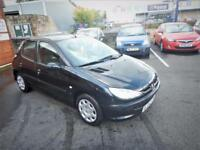 Peugeot 206 1.4HDi 70 ( a/c ) 2004MY S