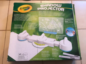 Shadow projectors- Minions and  Crayola