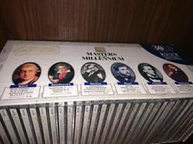 Master of the millennium 30 cd box set new unopened
